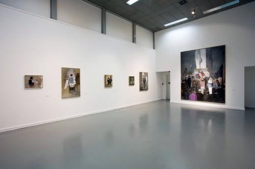 »Installation view, Kunsthalle Mannheim, Mannheim, Germany, 2008«, <br /><br />