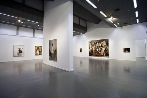 »Installation view, Kunsthalle Mannheim, Mannheim, Germany, 2008«,       <br />             <br />