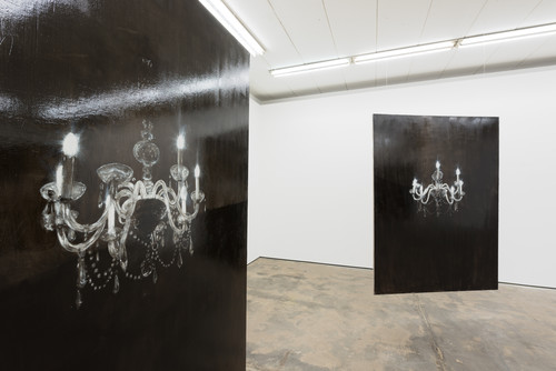 <i>Installation view Wentrup, Berlin, Germany, 2014</i>,       <br />             <br />