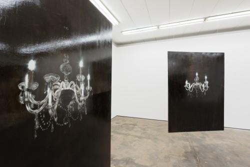 »Installation view Wentrup, Berlin, Germany, 2014«,       <br />             <br />