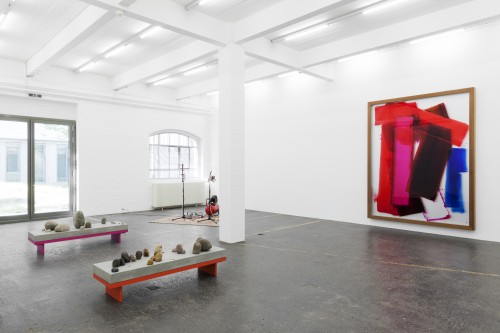 »Installation view, Kunsthalle St. Gallen, St. Gallen, Switzerland«,       2013<br />             <br />