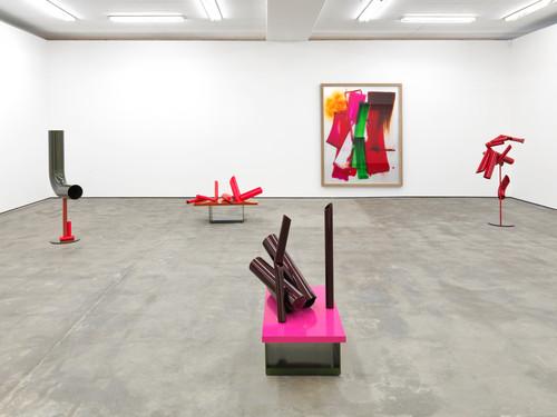 »Installation view, Wentrup, Berlin, Germany«,       2012<br />             <br />