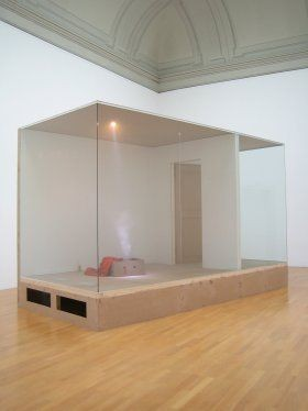 »Installation view, Kunsthalle, Winterthur, Switzerland, 2006«, <br /><br />