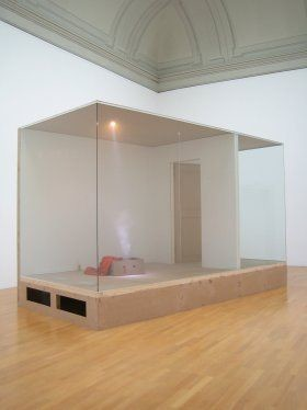 <i>Installation view, Kunsthalle, Winterthur, Switzerland, 2006</i>,       <br />             <br />