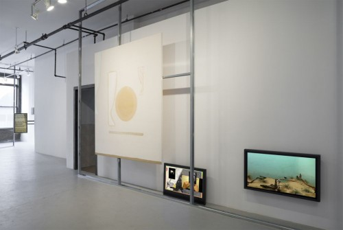 »Installation view Simone Subal Gallery, New York, USA, 2013«,       <br />             <br />      Photo credit: Joerg Lohse