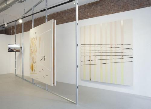 »Installation view Simone Subal Gallery, New York, USA, 2013«, <br /><br />Photo credit: Joerg Lohse