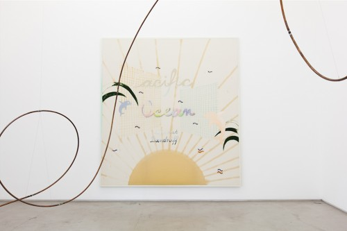 »Installation view Mendes Wood, Sao Paulo, Brasil, 2014«, <br /><br />
