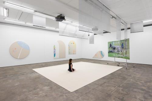 »Installation view, WENTRUP, Berlin, Germany, 2016«,       <br />             <br />