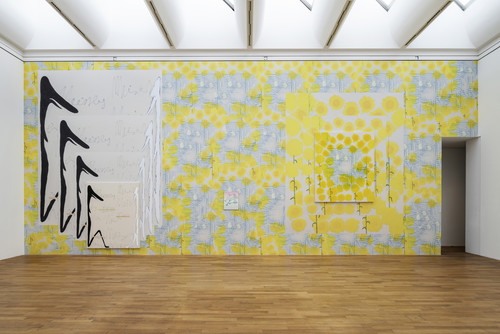 »Installation view Kunstmuseum Bonn, Germany, 2019«,       <br />             <br />