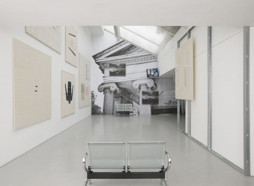 »Installation view Kate MacGarry, London, Great Britain, 2013«, <br /><br />