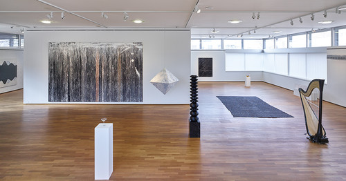 »Installation view Saarlandmuseum, Saarbrücken, Germany, 2015/2016«,       <br />             <br />