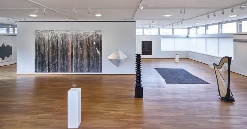 »Installation view Saarlandmuseum, Saarbrücken, Germany, 2015/2016«, <br /><br />