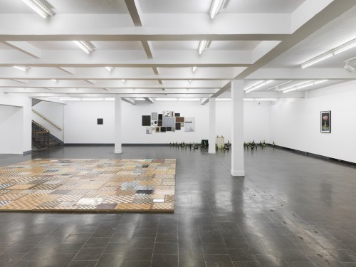»Installation view Kunsthalle Recklinghausen. Recklinghausen, Germany, 2018«, <br /><br />