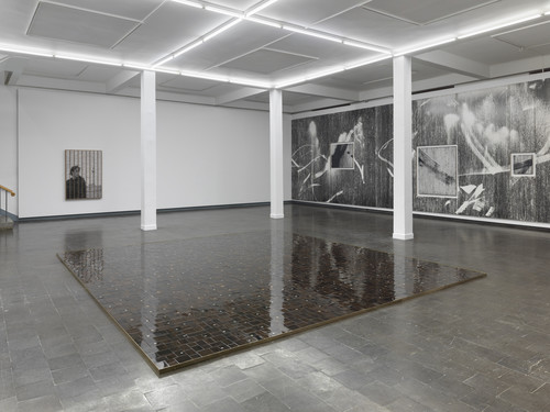 <i>Installation view Kunsthalle Recklinghausen. Recklinghausen, Germany, 2018</i>,       <br />             <br />