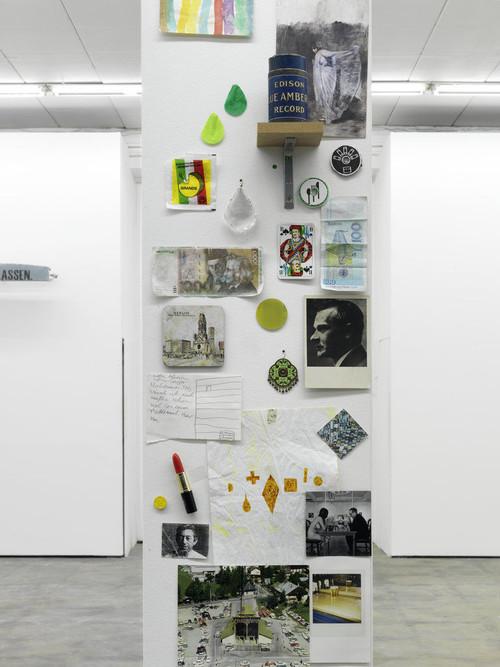»Wand (Les 100 Plus Belles Chansons - J. Brel)«,       2011<br />             <br />      details