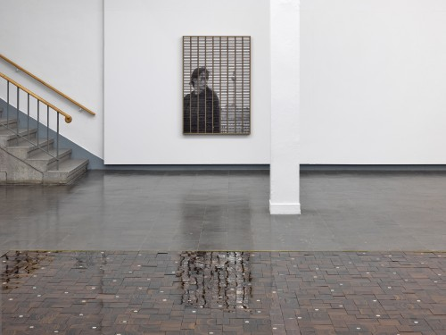 »Installation view Kunsthalle Recklinghausen. Recklinghausen, Germany, 2018«, <br /><br />
