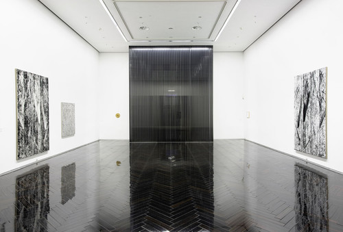 <i>Installation view Berlinische Galerie, Berlin, Germany, 2009</i>,       <br />             <br />