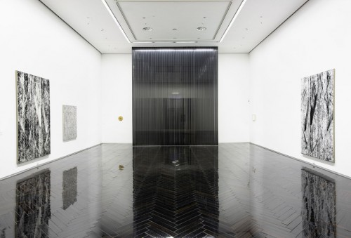 »Installation view Berlinische Galerie, Berlin, Germany, 2009«, <br /><br />