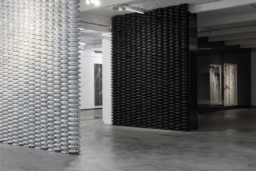 »Installation view, Künstlerhaus Bethanien, Berlin, Germany, 2016«,       <br />             <br />