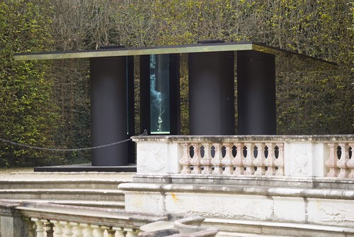 <i>Installation view, Palace of Versailles, Versailles, France</i>,       2017<br />             <br />
