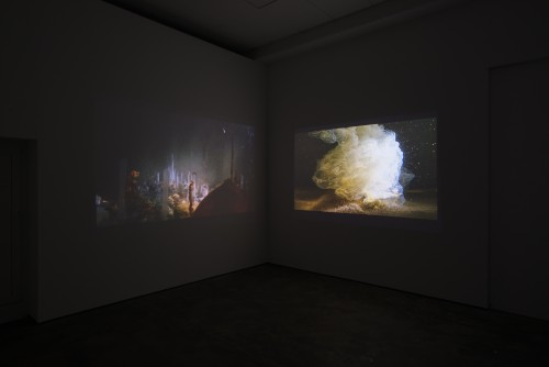 »Exhibition view Wentrup, Berlin, Germany«, 2014<br /><br />