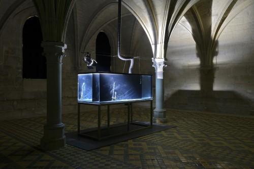 »L'abbaye de Maubuisson, Saint-Ouen l'Aumône, France«,       2017<br />             <br />