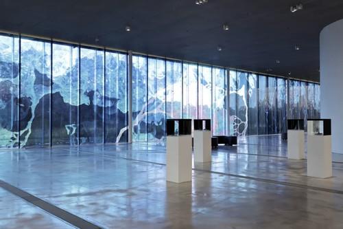 <br />      Exhibition view, Louvre Lens, France, 2019,       <br />