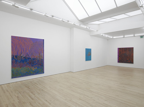 »Exhibition view, Carl Freedman Gallery, London, 2014«,       <br />             <br />