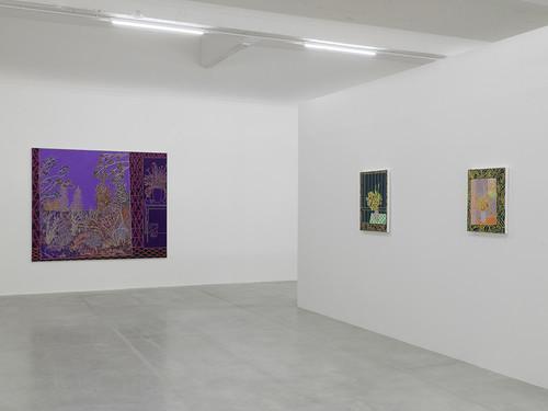<i>Exhibition view, Le Consortium, Paris, 2014</i>,       <br />             <br />