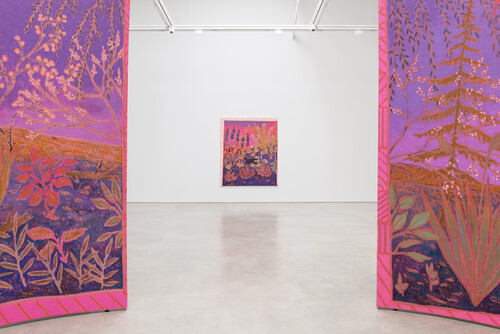 <br />             <br />      Installation view Shane Campbell Gallery, Chicago, 2017