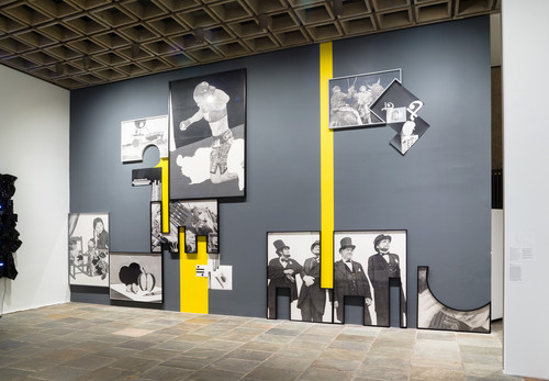 <br />             <br />      Installation view, Whitney Biennial, New York, NY, 2014