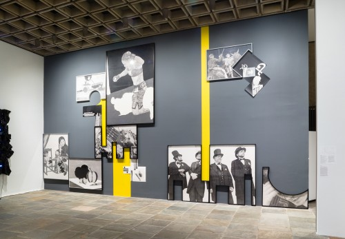 »Installation view, Whitney Biennial, New York, NY, 2014«, <br /><br />