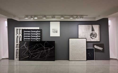 »Installation view Guggenheim, New York, NY, 2010«, <br /><br />