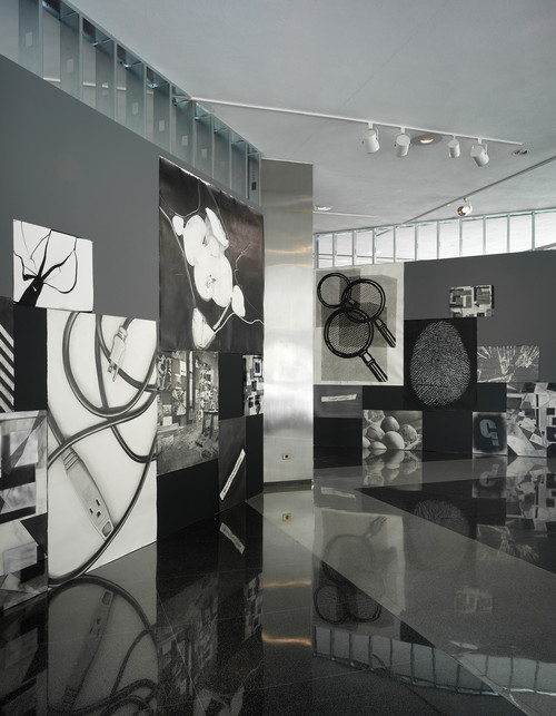 <br />             <br />      Installation view at The Lever House, New York, NY, 2010