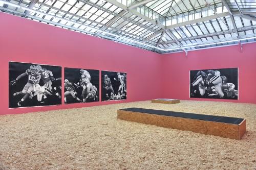 »Installation view, Yvon Lambert, Paris, France, 2013«, <br /><br />