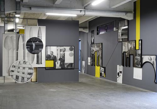 »Installation view, 12th Biennale de Lyon, France, 2013«,       <br />             <br />