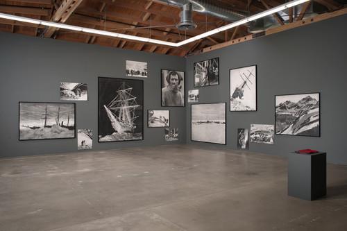 »Installation view Susanne Vielmetter, Los Angeles, CA, 2010«,       <br />             <br />