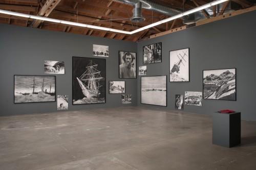»Installation view Susanne Vielmetter, Los Angeles, CA, 2010«, <br /><br />