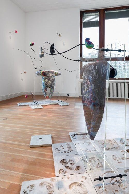 »Installation view, Martin-Gropius Bau, 'And Berlin Will Always Need You', Berlin, Germany«, 2019<br /><br />Photo: Trevor Good