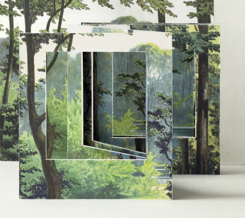 »Interlude IV«, 2012<br />C-Print, 80 x 90 cm<br />