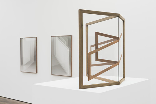 <i>Installation view Wentrup, Berlin, Germany</i>,       2015<br />             <br />