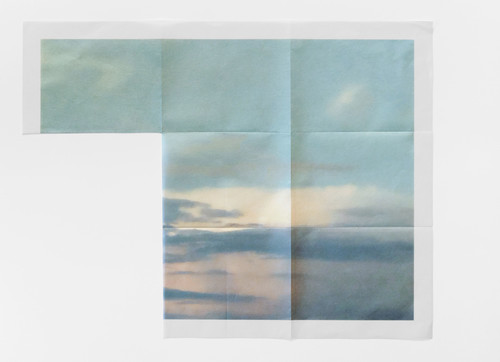 <i>Only 2</i>,       2019<br />      Pigment Print,        65 x 90 cm<br />