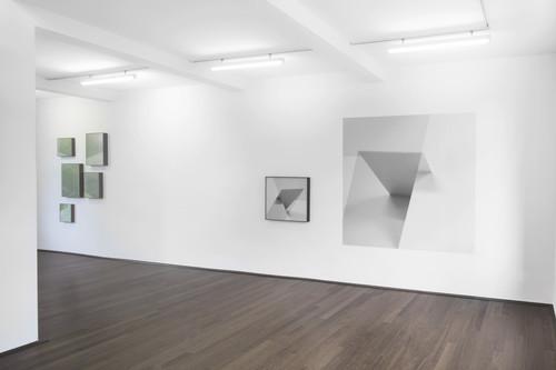 <br />      Installation view Wilhelm-Hack-Museum (Rudolf-Scharpf-Galerie), Ludwigshafen, Germany, 2016,       <br />