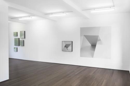 »Installation view Wilhelm-Hack-Museum (Rudolf-Scharpf-Galerie), Ludwigshafen, Germany, 2016«, <br /><br />