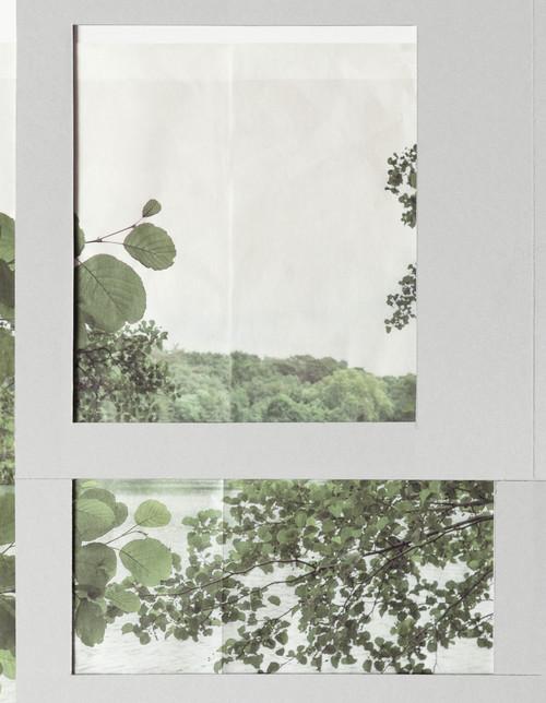 <i>Simile</i>,       2019<br />      Wallpaper print,        85 x 66 cm<br />