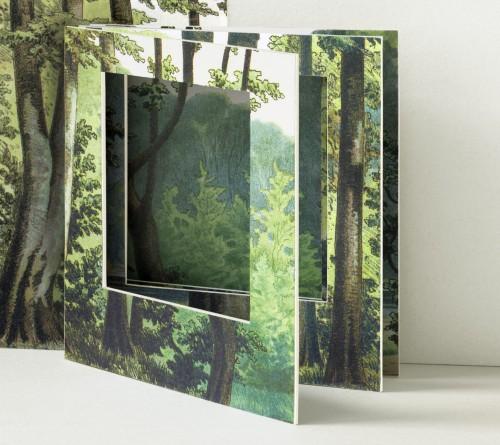»Interlude VI«, 2012<br />C-Print, 80 x 90 cm<br />
