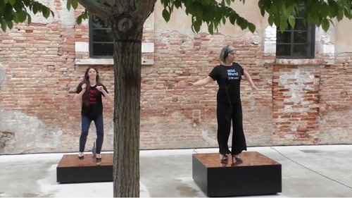»Musikzimmer«, <br /><br />Ausstellung der 11. Preisträgerin des Ernst-Rietschel-Preises für Skulptur 2018
