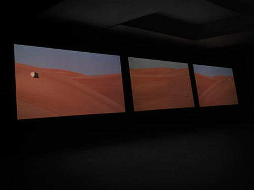 <i>Session</i>,       2013<br />      Installation view Sharjah Biennial 11, United Arab Emirates, 2013,       <br />