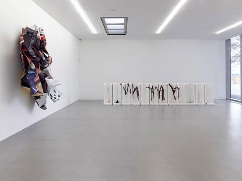 <i>Installation view Städtisches Museum Heilbronn, Heilbronn, Germany</i>,       2013<br />             <br />