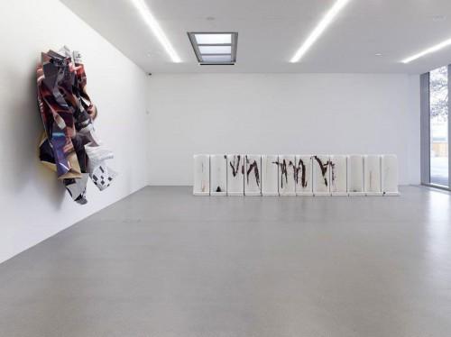 »Installation view Städtisches Museum Heilbronn, Heilbronn, Germany«, 2013<br /><br />